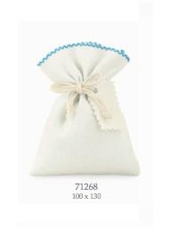 Cupido & Company - Sacchettino con Bordo Azzurro