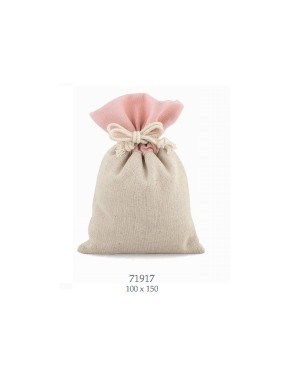 Cupido & Company - Jute Bag with Pink Board
