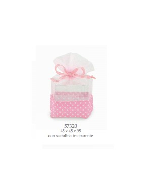 Cupido & Company - Pink Bag with Case
