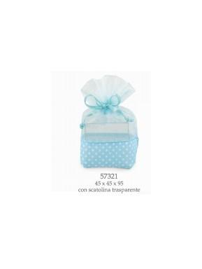 Cupido & Company - Light Blue Bag with Case