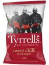 Tyrrells - Patatine al Chili Dolce e Pepe Rosso - 150g