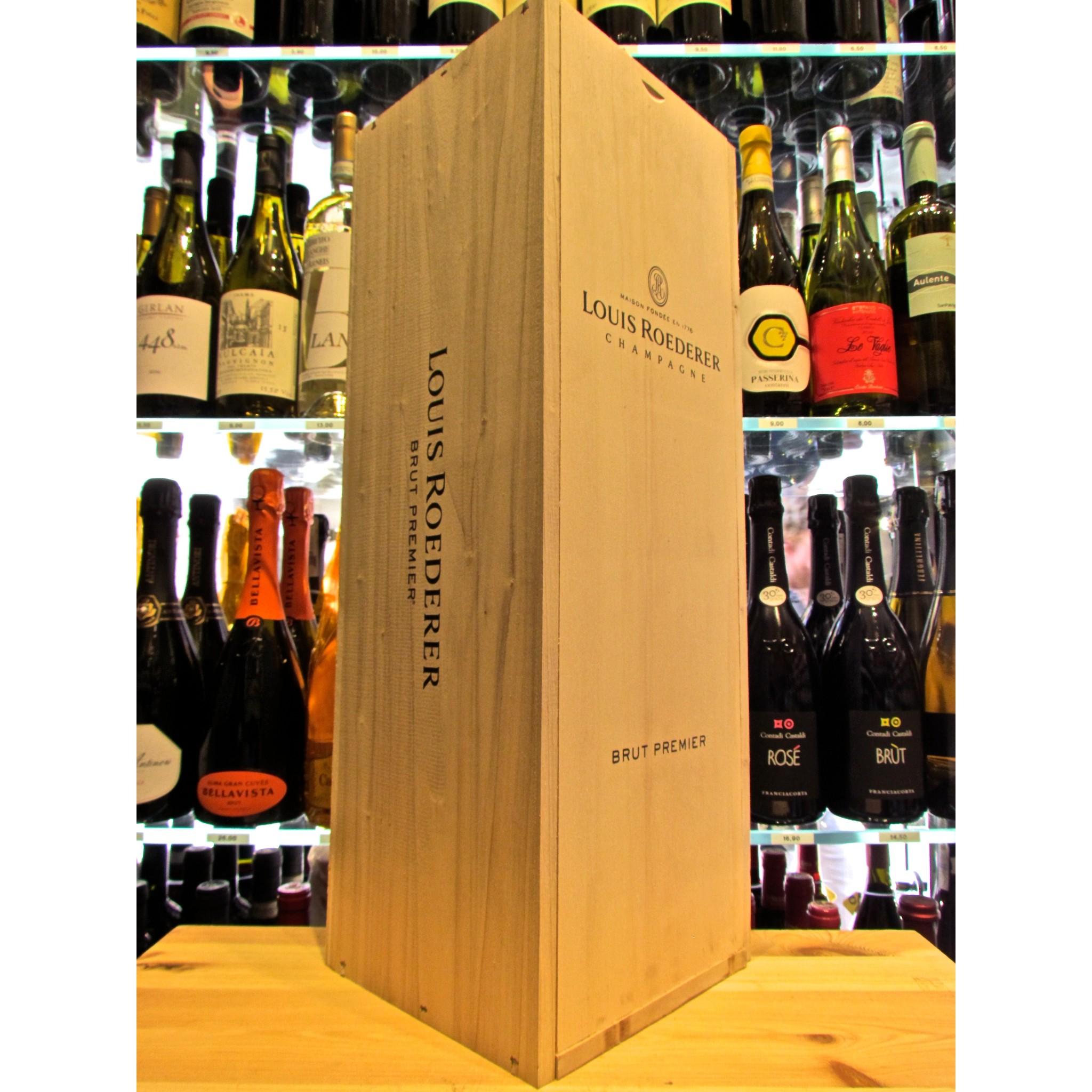 online sale champagne louis roederer brut premier at the. Black Bedroom Furniture Sets. Home Design Ideas