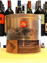 (6 CONFEZIONI) Illy Monoarabica Brasil - 126 Capsule