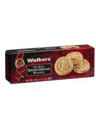 (6 CONFEZIONI X 150g) Walkers - Shortbread Rounds