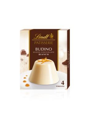 Lindt - Preparato per Budino Cioccolato Bianco - 95g