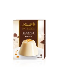 (6 PACKS X 95g) Lindt - Prepared for Pudding White Chocolate