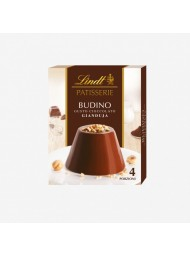 (6 PACKS X 95g) Lindt - Prepared for Pudding Gianduja