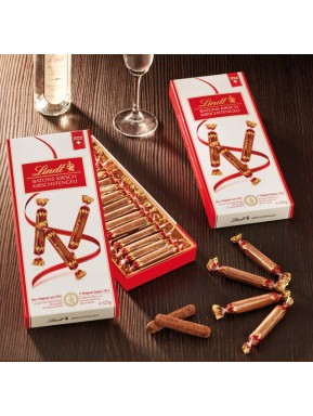 Lindt - Chocolate with Kirsch in Box - 125g