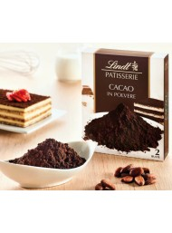 (3 CONFEZIONI X 125g) Lindt - Cacao in Polvere -