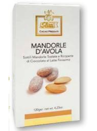 Slitti - Mandorle d'Avola - 120g