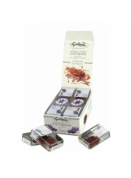 (6 PACKS X 0,5g) TartufLanghe - Pure Saffron from Mancha Quality DOP