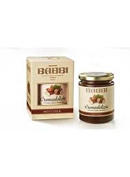 (3 CONFEZIONI) Babbi - Crema di Nocciole - 300g