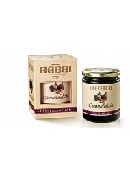 (3 PACKS) Babbi - Caramel Figs - 300g