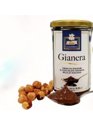 (2 PACKS) Slitti - Gianera - Dark Chocolate - 250g