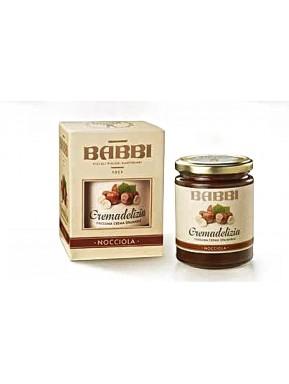 (2 CONFEZIONI) Babbi - Crema di Nocciole - 300g