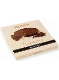 (3 BOXES X 330g) Babbi - Dolcetorta Dark Chocolate - Wafers Cake Covered with Dark Chocolate