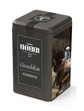 Babbi - Dark Hot Chocolate - Cioccodelizia - 250g