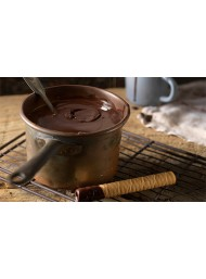 (6 PACKS X 250g) Babbi - Dark Hot Chocolate