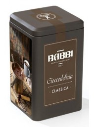 (3 PACKS X 250g) Babbi - Classic Hot Chocolate