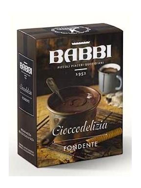 Babbi - Dark Hot Chocolate - Cioccodelizia - 150g