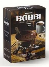 (6 CONFEZIONI X 150g) Babbi - Cioccolata Calda Fondente