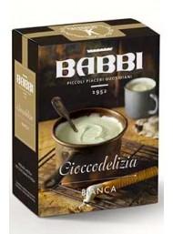 (6 CONFEZIONI X 150g) Babbi - Cioccolata Calda Bianca