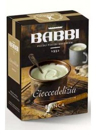 (6 PACKS X 150g) Babbi - White Hot Chocolate