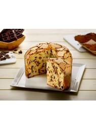 Flamigni - Panettone glassato al Cioccolato 1000g - BAG LINEA ORO