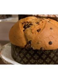 (3 PANETTONI X 1000g) Cova - Panettone Cake with dark chocolate chips
