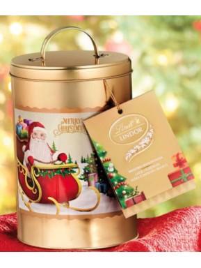 Scatola Latta Biscotti Natale.Vendita Online Scatole Regalo Di Cioccolatini Lindor Lindt Sprungli Al Miglior Prezzo Shop On Line Confezioni Natalizie Lind