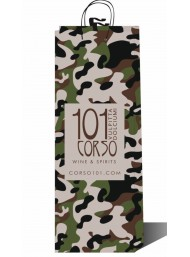 Bag - Camouflage - Corso101 - Single Bottle