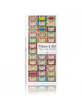 100 KUSMI TEA FILTERS