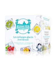 Kusmi Tea - Iced Blends - Tè Freddi - 15 Filtri - 120g