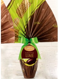 Caffarel - Dark Chocolate 50% Cocoa with Lime - 230g