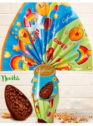 Caffarel - Uovo di cioccolato al Latte e Cereali - 280g - NOVITA'