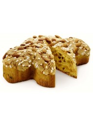 FLAMIGNI - WHOLE-WHEAT PEAR AND RAISINS EASTER CAKE - 3 X 1000g