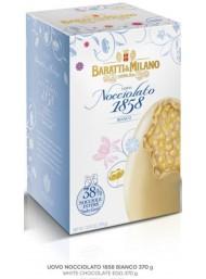 (3 Eggs) Baratti - White and Hazelnuts - 370g