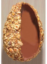 Maglio - Equador - Dark Chocolate Streusel Egg - 70% Cocoa - 450g