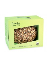 Maglio - Equador - Uovo Fondente Granellato 70% - 450g