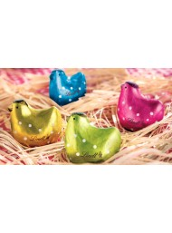 Lindt - 3 Hens X 35g - Happy Pois
