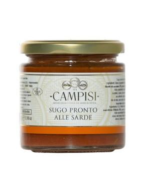 Campisi - Sugo Pronto alle Sarde - 220g