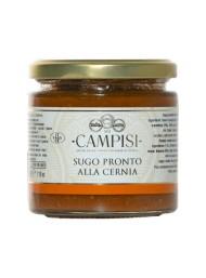 Campisi - Sugo Pronto alla Cernia - 220g