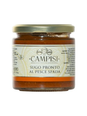 Campisi - Ready Made Swordfish Sauce - 220g