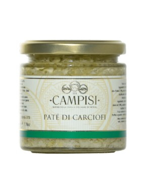 Campisi - Patè di Carciofi - 220g