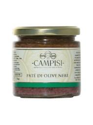 Campisi - Patè di Olive Nere - 220g