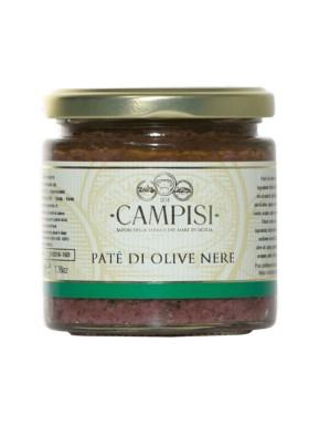 Campisi - Black Olive Patè - 220g