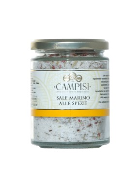 Campisi - Sea Salt with Spices - 300g