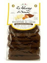 (2 CONFEZIONI X 300g) Nanni - Biscottoni al Cacao