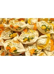 Virginia - Soft Amaretti Biscuits - Orange and Lemon - 100g