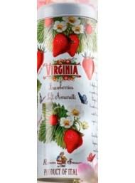 Virginia - Amaretti Soffici alla Fragola - 140g